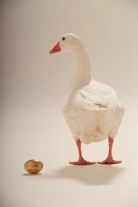 goose-golden-egg